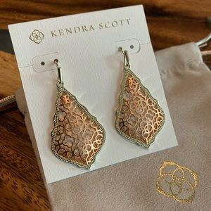 Kendra Scott Addie Filigree Earrings